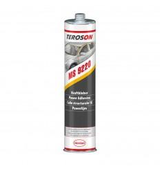 Teroson Terostat 9220 310 ml - MS Polymér, vysokopevnostný, čierny