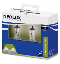 Neolux Long Life H4 N472LL-SCB 12V 60/55W 2ks/balenie