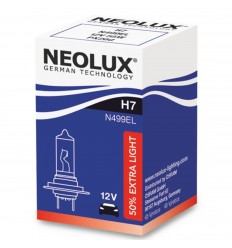 Neolux Extra Light H7 12V N499EL +50% - 1ks