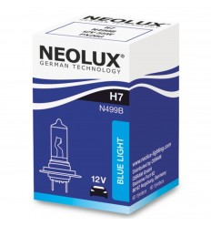Neolux Blue Light H7 12V 55W N499B - 1ks