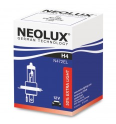 Neolux Extra Light +50% H4 12V 60W N472EL - 1ks