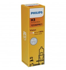 Philips Vision H3 12V 55W +30% 12336PRC1 - 1ks