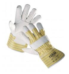 rukavice CROW kombinované - 10