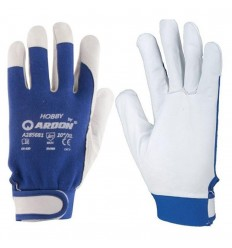 rukavice HOBBY kombinované