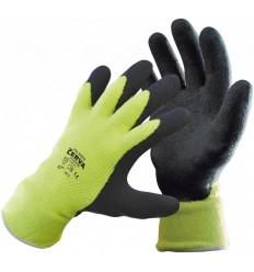 rukavice Palawan nylon-latex č.10