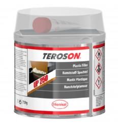 Teroson elastický plnič pre opravy lakovateľných plastov 759g TEROSON UP 250 CAN