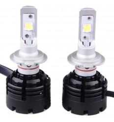 Žiarovka Autolamp LED H7 6000lm CREE-XHP70 12V/24V 2ks/balenie