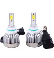 Autožiarovka Autolamp LED HB4 (9006) 12V 2000lm 6500K 2ks/balenie