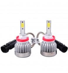 Žiarovka Autolamp LED 12V H8/H9/H11 2000lm 6500K 2ks/balenie