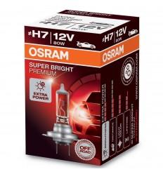 Osram Offroad Super Bright Premium 62261SBP 12V 80W H7 - 1ks