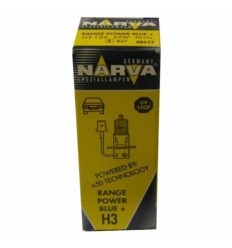 Narva Range Power Blue +30% H3 12V, 55W - 1ks