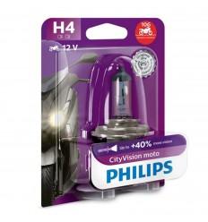Philips CityVision Moto 12342CTVBW H4 12V 60/55W - 1ks