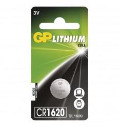 GP Lithium batéria CR 1620