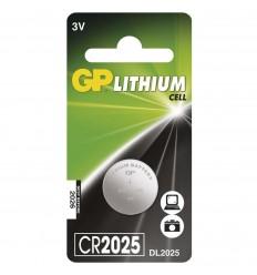 GP batéria Lithiová CR 2025