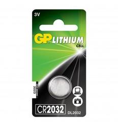 GP batéria lithiová CR 2032