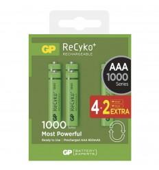 GP batéria RECYKO 1000mA AAA