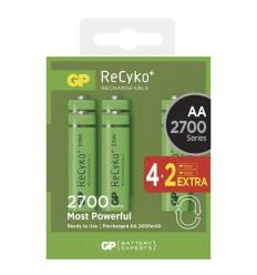 batéria GP RECYKO 2700mA AA