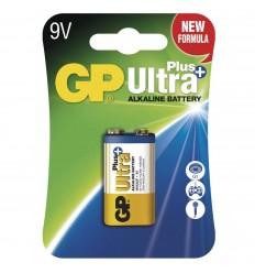 GP Batéria Ultra PLUS 9V blok alkaline