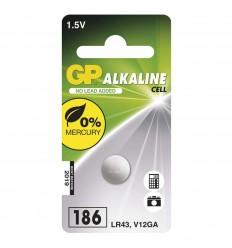 GP Batéria alkalická gombíková 186F - 1 ks