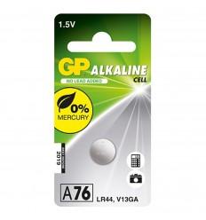 GP batéria alkalická gombíková A76