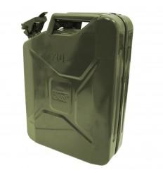 kanister PHM 20L ARMY plechový