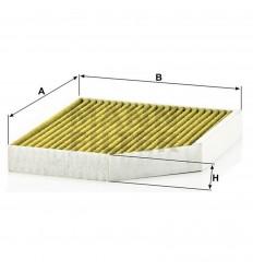 filter peľový mann FP 2450 biofunkčný Frecious Plus