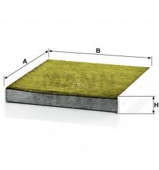 filter peľový mann FP 26009 biofunkčný Frecious Plus