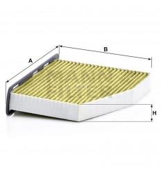 filter peľový mann FP 2939 biofunkčný Frecious Plus