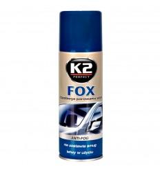 K2 FOX proti zahmlievaniu okien 200ml