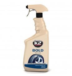 K2 Bold obnova a čistenie pneumatík 700 ml