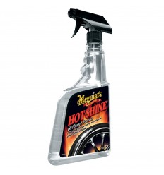 Meguiar's Hot Shine Tire Spray Trigger - vysoký lesk na pneumatiky v rozprašovači 710 ml