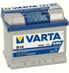 VARTA BLUE Dynamic 12V 44Ah 440A