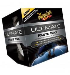 Meguiar's Ultimate Wax Paste - špičkový tuhý vosk na báze syntetických polymérov, 311 g