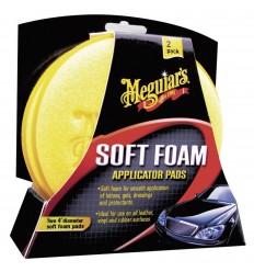 Meguiar's Soft Foam Applicator Pad - penové aplikatóry 2 ks