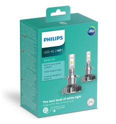 Philips Ultinon H7 LED žiarovka 2ks/balenie