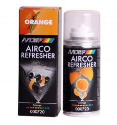 Motip Čistič a osviežovač klimatizácie ORANGE Spray 150 ml