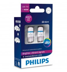 Philips X-treme Vision LED W5W 8000K - 2ks
