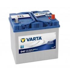VARTA BLUE Dynamic 12V 60Ah 540A Asia