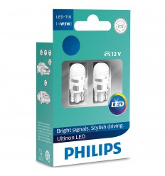 Philips LED Ultinon W5W 11961ULW4X2 4000K