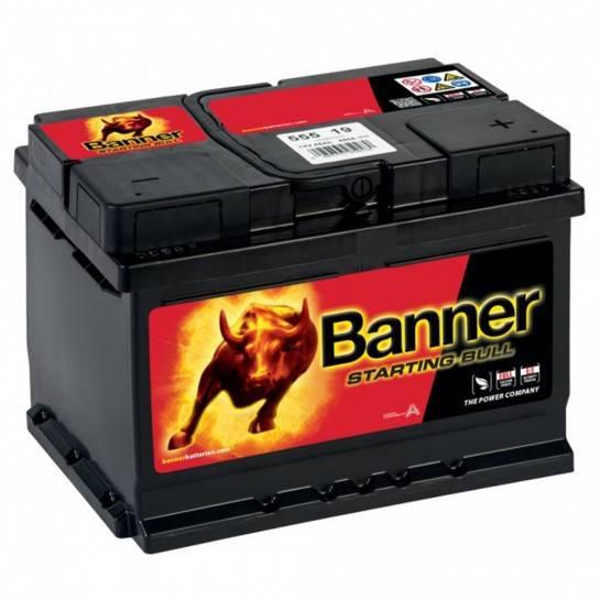 Banner Starting Bull 12V 55Ah 450A 55519