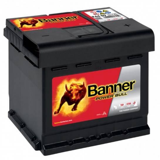 Banner Power Bull 12V 44Ah 420A P4409