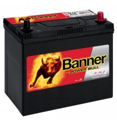 Banner Power Bull 12V 45Ah 360A P4523 Asia