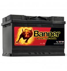 Banner Power Bull 12V 62Ah 540A P6219