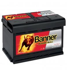 Banner Power Bull 12V 72Ah 660A Banner Power Bull 12V 72Ah 660A P7209