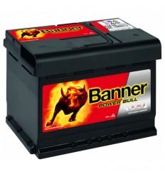 Banner Power Bull 12V 60Ah 540A P6009