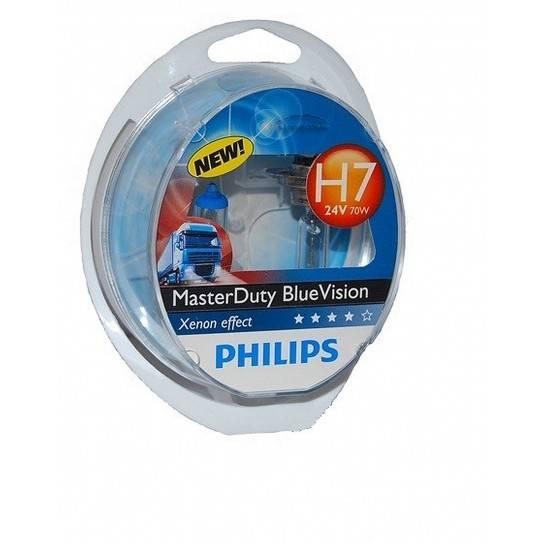 žiarovka 24V H7 Blue Vision Box Philips