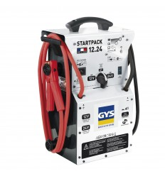 Štartovacie zariadenie STARTPACK 12.24 - 12/24V, 2x16Ah