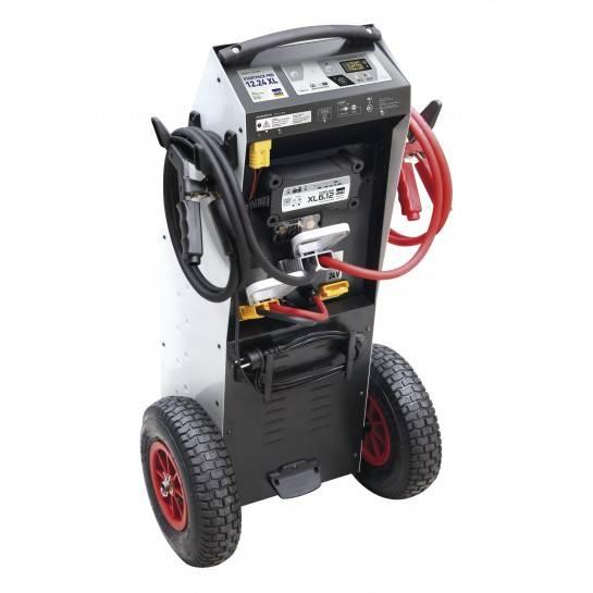 b58312eee5b6d Štartovaci vozík GYS STARTPACK PRO 12.24 XL, 12/24V, 2x50Ah |...
