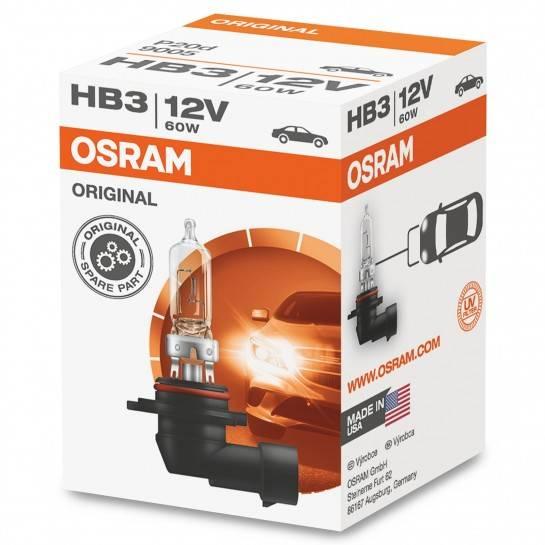 žiarovka HB 3 12V 60W P20d Osram