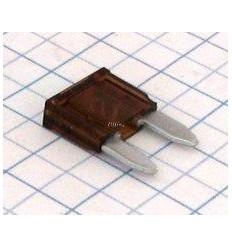 Poistka mikronožová 7,5A /hnedá/(po 25ks)